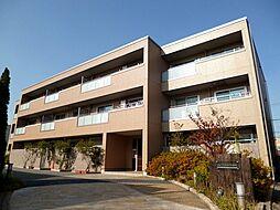 大阪府松原市上田4丁目の賃貸マンションの外観