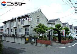 タウニー三郷[1階]の外観