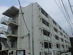 神奈川県横浜市保土ケ谷区常盤台の賃貸アパートの外観