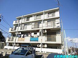 第3マンションオリト[0202号室]の外観