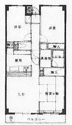 小宮ビル[2階]の間取り