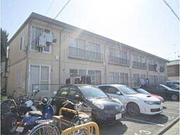 ミモザアネックスC棟[1階]の外観