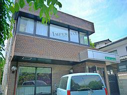 東京都府中市分梅町1丁目の賃貸マンションの外観