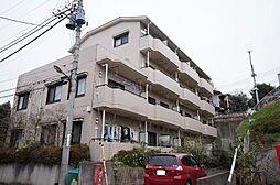 東京都町田市木曽東1丁目の賃貸マンションの外観