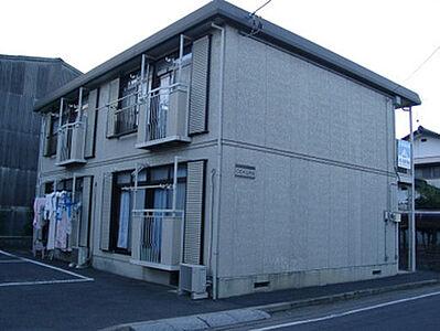 外観,2DK,面積40.91m2,賃料4.5万円,JR常磐線 水戸駅 4.4km,,茨城県水戸市吉沢町