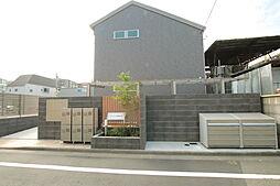 京王線 調布駅 徒歩7分の賃貸アパート