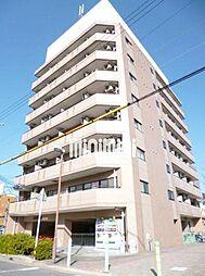 第2さくらマンション中央[7階]の外観