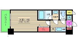 S-RESIDENCE福島Luxe[8階]の間取り