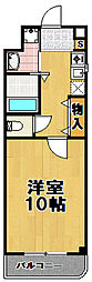 SUGURI.BUIL[5階]の間取り