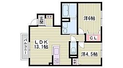 魚住駅 7.0万円