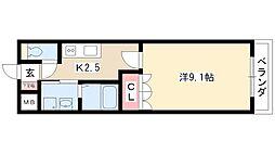 春田駅 4.6万円
