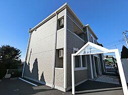 千葉県市原市市原の賃貸アパートの外観