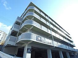 リバーパレス中西[2階]の外観
