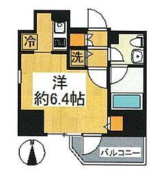 Lugana新蒲田 bt[203kk号室]の間取り