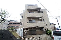 三松ハイツ[202号室]の外観