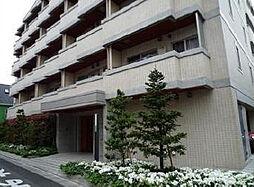 東京都目黒区目黒本町3丁目の賃貸マンションの外観