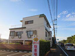 池田アパート[202号室]の外観