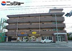 高蔵寺ビル[4階]の外観
