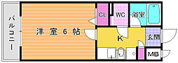 GROWTH SI 清水(グロウスSI清水)[207号室]の外観
