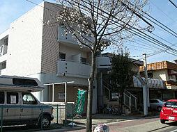 愛知県名古屋市天白区向が丘1丁目の賃貸マンションの外観