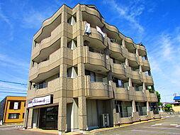 プラチナボス[3階]の外観
