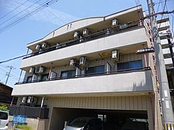 兵庫県西宮市中殿町の賃貸マンションの外観