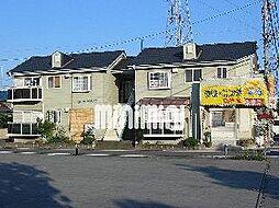 コーポナガシマ[2階]の外観