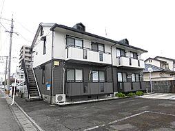 コンフォートHIDAKA[202号室]の外観