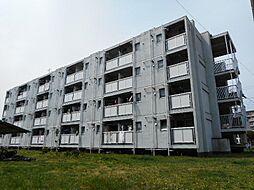 ビレッジハウス勝田4号棟[303号室]の外観