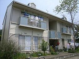 サンビレッジ花鶴 A[1階]の外観