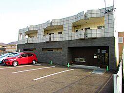 岐阜県岐阜市西中島3丁目の賃貸アパートの外観