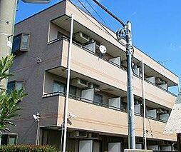 東京都三鷹市上連雀1丁目の賃貸マンションの外観