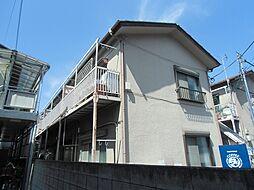 ときわ荘[205号室]の外観
