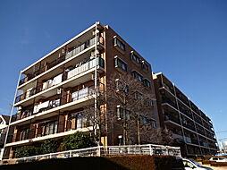 ライオンズマンション小平栄町[3階]の外観