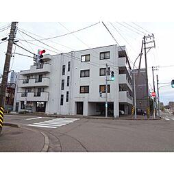 新潟県新潟市中央区川岸町3丁目の賃貸マンションの外観