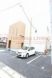 福岡県古賀市千鳥2丁目の賃貸アパートの外観