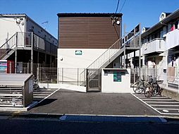 フォレストハウス習志野B棟[1階]の外観