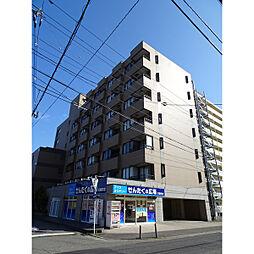 新潟県新潟市中央区川端町の賃貸マンションの外観