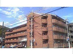 京都府京都市北区上賀茂豊田町の賃貸マンションの外観