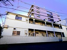 埼玉県所沢市西所沢1丁目の賃貸アパートの外観