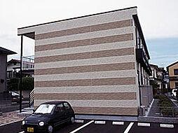 兵庫県西宮市段上町5丁目の賃貸アパートの外観