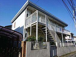 クレセント薬円台[1階]の外観