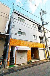 本田コーポ[2階]の外観