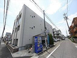 愛知県名古屋市中村区草薙町2の賃貸アパートの外観