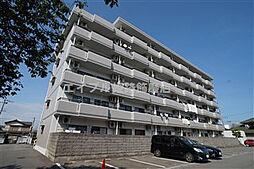 兵庫県姫路市飾磨区都倉3丁目の賃貸マンションの外観