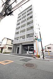 M:COURT江坂[4階]の外観