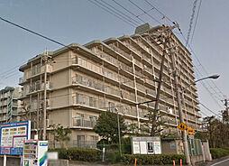 明石土山駅前スカイハイツA棟[112号室]の外観