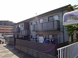 アベニールKHS[2階]の外観
