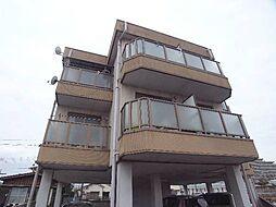 ウエストコースト[2階]の外観