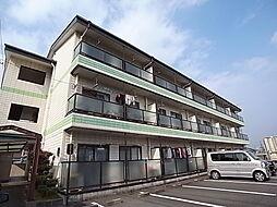 兵庫県姫路市網干区津市場の賃貸マンションの外観